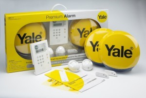 Yale HSA6400 security alarm